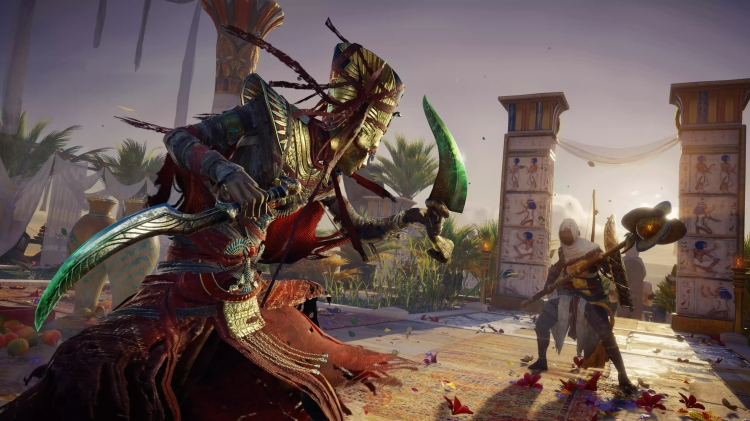 assassins-creed-origins-nefertiti-battle
