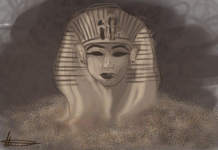 La Maledizione dei Faraoni